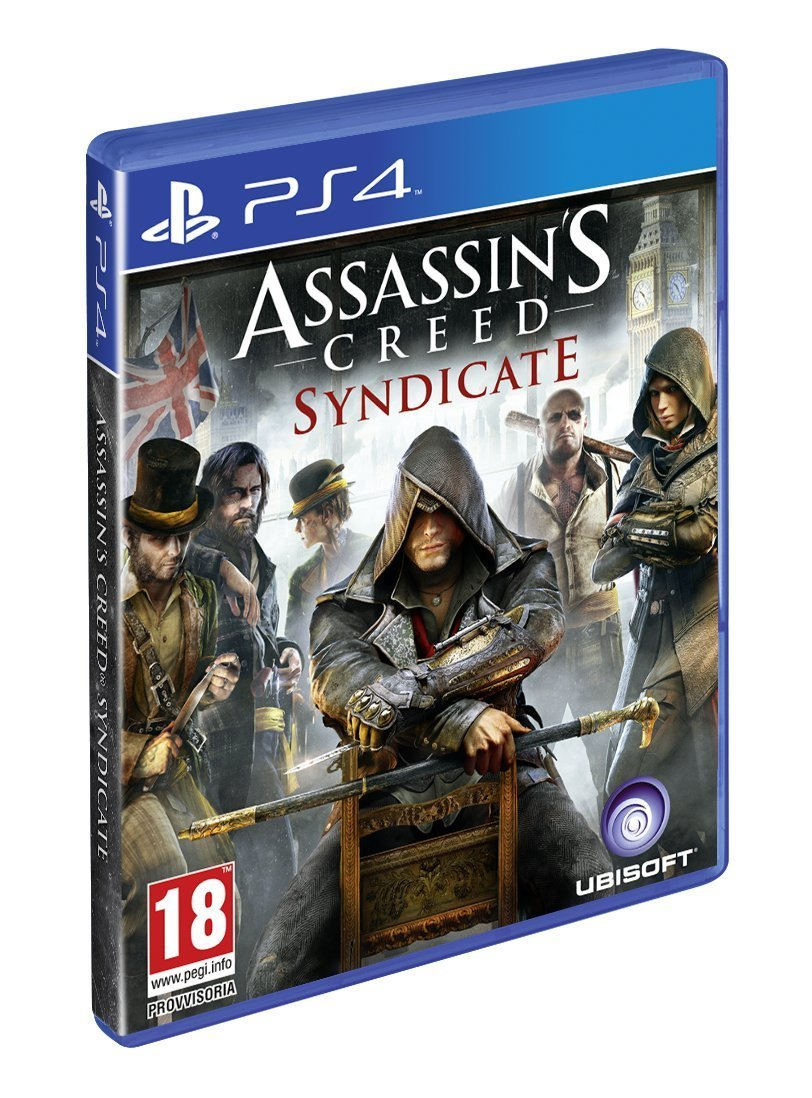 ASSASSINS CREED SYNDACATE (PS4)